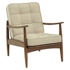 Iniko Ripon Almond Armchair