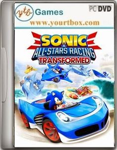 Sonic & All Stars Racing Transformed PC Game - FREE DOWNLOAD - Free Full Version PC Games and Softwares