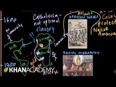 The Atlantic slave trade - YouTube