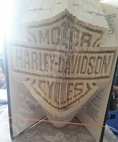 Combi Cut and Fold Harley Davidson Logo                                                                                                                                                                                 More
