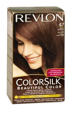 Revlon Colorsilk Hair Colour 32 Dark Mahogany Brown
