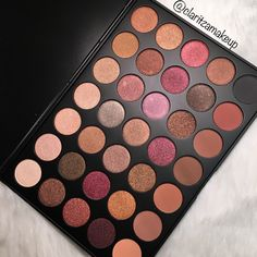 Morphe Fall into Frost palette Make - up Makeup, Beauty eye makeup morphe - Eye Makeup Pretty Makeup, Love Makeup, Makeup Inspo, Makeup Inspiration, Makeup Geek, Makeup Kit, Makeup Brushes, Make Up Palette, Makeup Morphe
