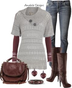 """Restyle the top"" by amabiledesigns on Polyvore"
