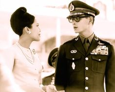 King Bhumibol Adulyadej & Queen Sirikit Of Thailand. King of Thailand. My beloved King, ♥Bhumibol Adulyadej, Rama IX, the ninth monarch of the Chakri Dynasty, crowned on the 9th June 1946, is the longest ever reigning King of Thailand and the defender of the Buddhist faith in Thailand. http://www.islandinfokohsamui.com/
