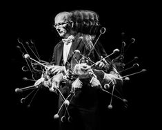 Marko Rantanen - Helsinki Philharmonic Orchestra Chronophotography