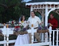 Tie the knot at the Old Irish Bed and Breakfast Wedding and Event Center @ Patrick's Pastures Alpaca Ranch in Denton, TX #dfwweddings