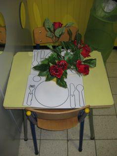 In het klasje van juf Lieve en juf An: Wat waren we lief voor elkaar ... (thema 'Valentijn' en 'verliefd zijn')