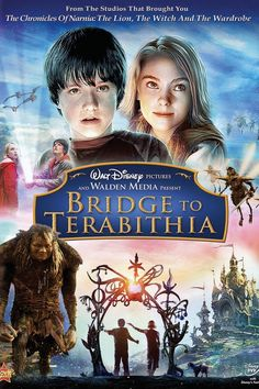 Bridge to Terabithia (2007) #coffeegifts