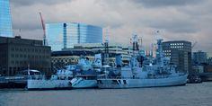 HMS Belfast (Londres) | The Wandering S http://thewanderingsblog.com/londres-segunda-guerra-mundial/