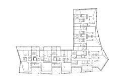 Galería - Bilbao Desing. Viviendas en Abandoibarra / OAB + Katsura - 10