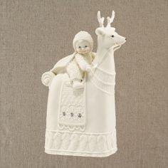 Snowbabies - Dream - The Reigning Reindeer