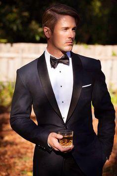 Skyfall Dinner Suit Tuxedo 2 piece suit S120s by EduardoXavier