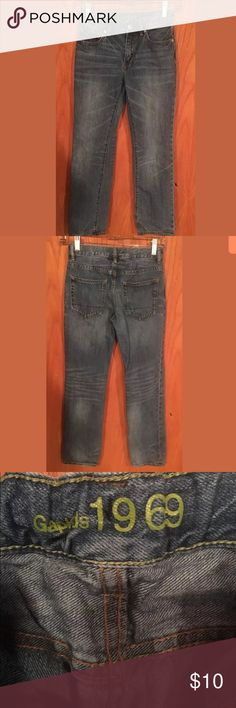 GAP Kids Straight Boy Jeans Size 12 Regular GAP Kids Straight Boy Jeans Size 12 Regular GAP Bottoms Jeans