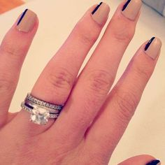 French manicure 2015 (Foto 37/40) | PourFemme