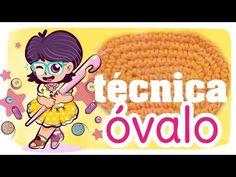 Óvalo Básico - TUTO Crochet #05 - YouTube