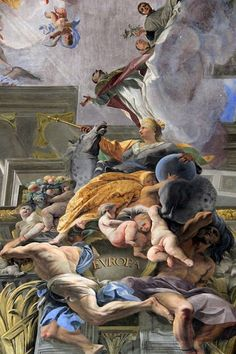 Dalla Basilica di Sant'Ignazio di Loyola, Roma