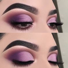 Purple Pink Eye Makeup Sweet Pink And Purple Eye Makeup Inspire Ladystyle Purple Pink Eye Makeup Pretty Gorgeous Purple And Pink Eye Makeup Ideas Eye Makeup Tips. Purple Wedding Makeup, Purple Makeup Looks, Dramatic Wedding Makeup, Wedding Makeup For Brown Eyes, Dramatic Eye Makeup, Purple Eye Makeup, Colorful Eye Makeup, Purple Eyeshadow, Makeup For Green Eyes