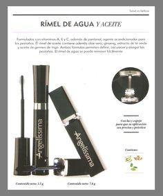 RIMEL DE AGUA Y ACEITE. Con y sin, luz (led). Precio $ 147 de aceite y agua sin luz, $ 220 de aceite con luz. Consulte el catalogo http://www.angelissima.com.mx/argentina/catalogo/