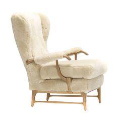 Neoclassic Armchair After Buffa — EcoFirstArt Blue Dream, Custom Made Furniture, Art Furniture, Hollywood Regency, Camilla, Cube Chair, High Back Armchair, Ottoman, Low Chair