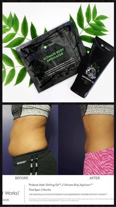 """Expect fast and lasting results with continued use with """"That Crazy Wrap Thing""""—the Ultimate Body Applicator! This non-woven cloth wrap is infused with a powerful, botanically based cream formula that delivers tightening, toning, and firming results wherever you need them most! Ultimate Body Applicator, Defining Gel, Crazy Wrap Thing, Body Wraps, It Works, Cream, Clothes, Creme Caramel, Tall Clothing"""