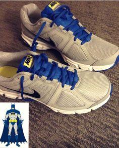 Batman inspired Nikes!