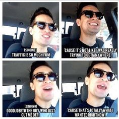 I love Brendon Vines...this one pretty much sounds exactly like a Fall Out Boy song