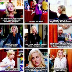 The best of Leslie Knope