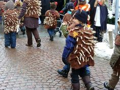 Hedgehog Costumes - BRILLIANT | Flickr - Photo Sharing!