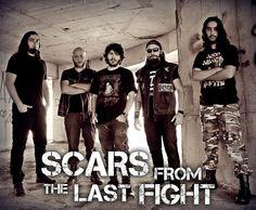Scars From The Last Fight - Foto: divulgação