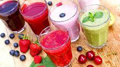 7 Smoothie Rezepte für eine gesunde Woche