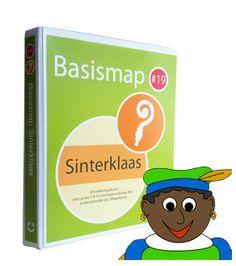 Basismap Sinterklaas - Themamap boordevol praktijkgerichte ideeën voor het uitwerken van het thema Sinterklaas bij kleuters. http://onderwijsstudio.nl/product/basismap-sinterklaas/