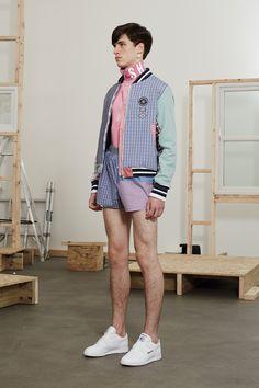 Christopher Shannon Fall 2016 Menswear Fashion Show