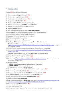 Business English - Running a Business (Questions) English Worksheets Pdf, English Worksheets For Kindergarten, 1st Grade Worksheets, Vocabulary Worksheets, Printable Worksheets, English Vocabulary Exercises, English Vocabulary Words, Nouns Exercises, Family Tree Worksheet