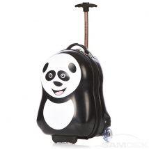 Detský kufor na kolieskach The Cuties and Pals - Panda 56€