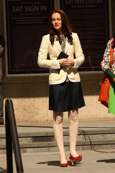 blair waldorf season 1x15: Desperately Seeking Serena
