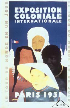 La constitution de l'empire colonial français  Depuis les années 1890, la constitution de l'empire colonial français ne rencontre plus de résistance dans l'opinion. Des manifestations régulières, telles les Expositions universelles, évoquent les possessions d'outre-mer. Bientôt naît l'idée de leur consacrer des expositions spécifiques. Les premières ont lieu à Marseille en 1906 et 1922. En 1931 se tient à Vincennes l'Exposition coloniale internationale. Comme les précédentes, elle se…