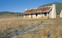 Images of Australia: Orroral Homestead, Australian Capital Territory Australia House, Western Australia, Australia Travel, Timber Buildings, Old Buildings, Australian Architecture, Historical Architecture, Abandoned Houses, Abandoned Places