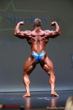 Brad Rowe Ifbb