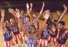 Meadowlark Lemon, Curly Neal and the Harlem Globetrotters - [My dad took me to see them when I was a kid. Coolest thing to see. Harlem Globetrotters, Saturday Morning Cartoons, My Youth, World Of Sports, My Childhood Memories, Teenage Years, Do You Remember, Classic Tv, Childhood