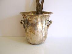 Vintage Gorham Champagne Chiller Silver by RollingHillsVintage