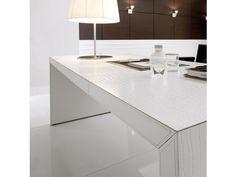 Cattelan Italia Schreibtisch Master Weiß kaufen im borono Online Shop