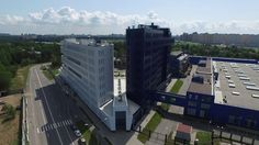 """Klimov"" - united engine building corporation. Saint-Petersburg, Russia Petersburg Russia, Saint Petersburg, Willis Tower, Skyscraper, Engineering, Multi Story Building, The Unit, Travel, Skyscrapers"
