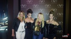 Evelyn y Pilar Smith en Ovo Nigths Punta del Este 2014