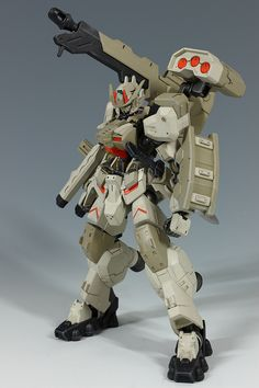 hobbynotoriko's HGIBO 1/144 GUNDAM ASTAROTH ORIGIN REVIVAL CUSTOM: Full Photo Review | GUNJAP