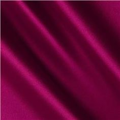 Silky Satin Charmeuse Purple Fabric By The Yard Purple Satin, Purple Fabric, Satin Fabric, Pink Purple, Red Wine Drinks, Magenta Wedding, Night Time Wedding, Thing 1, Arts And Crafts Supplies