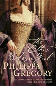 The Other Boleyn Girl, Phillipa Gregory