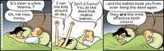 Pajama Diaries Comic Strip for June 26, 2015 | Comics Kingdom