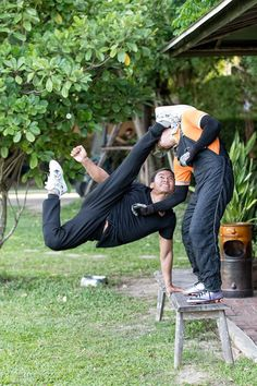 The Blind Ninja           - Tony Jaa