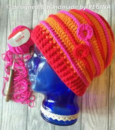 Beanies, Knitted Hats, Knitting, Handmade, Design, Fashion, Moda, Hand Made, Beanie Hats