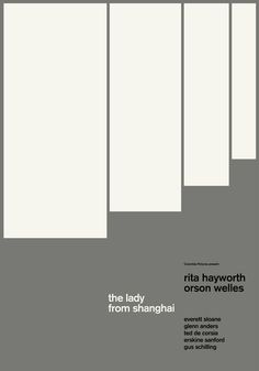 the lady from shanghai Art Print